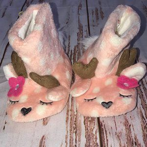 Cat & Jack infant slippers 12-24 Months-NWT
